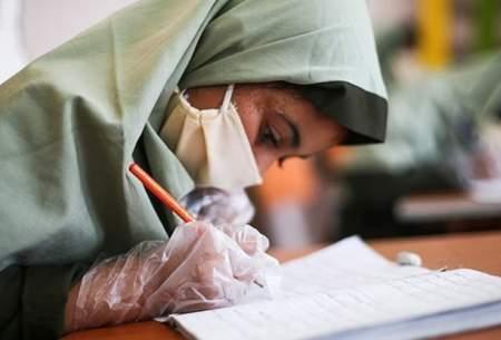 امتحانات نهایی دانشآموزان حضوری خواهد بود