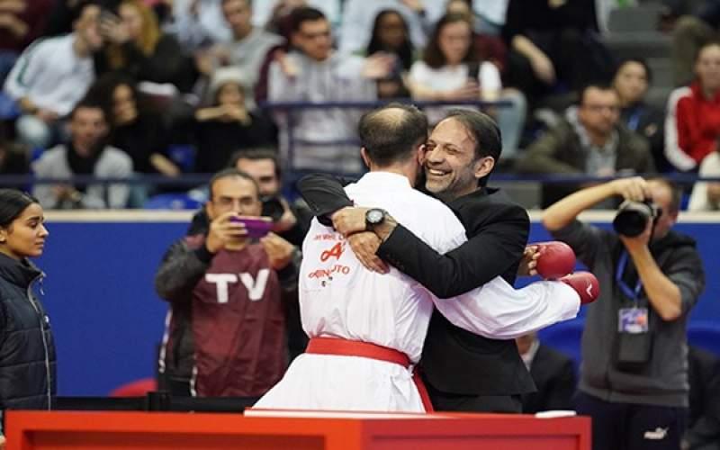 تیم ملی کاراته برای شخص خاصی نیست
