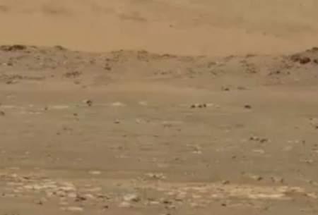صدای هلیکوپتر مریخی رابرای اولینبار بشنوید