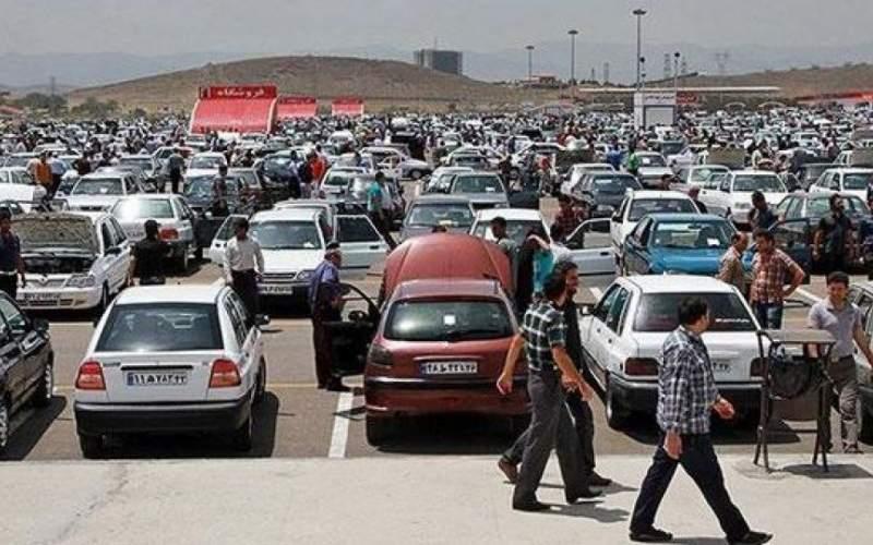 قیمت خودرو در بازار راکد نزولی شد