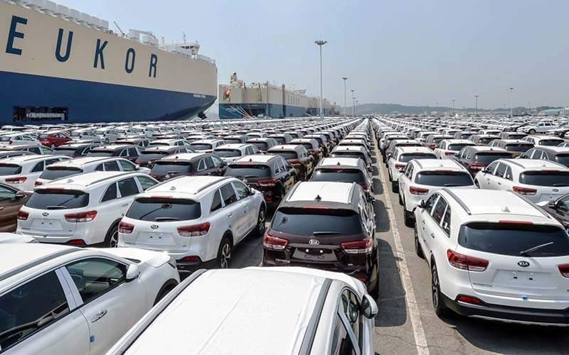 کاهش حباب قیمت خودروهای وارداتی