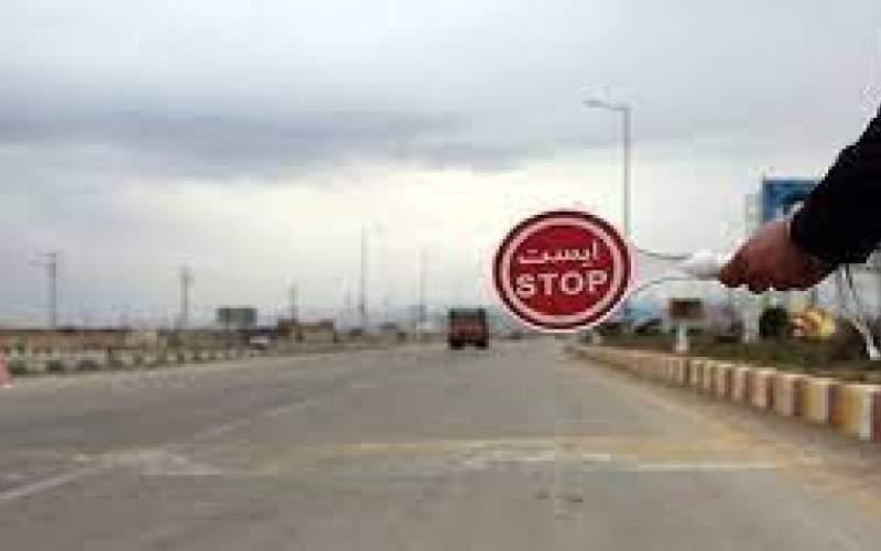 جریمه یک میلیونی تردد در شهرهای قرمز