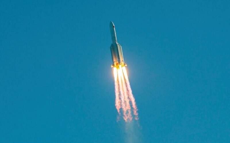 بقایای موشک فضایی چین کجا فرود آمد؟