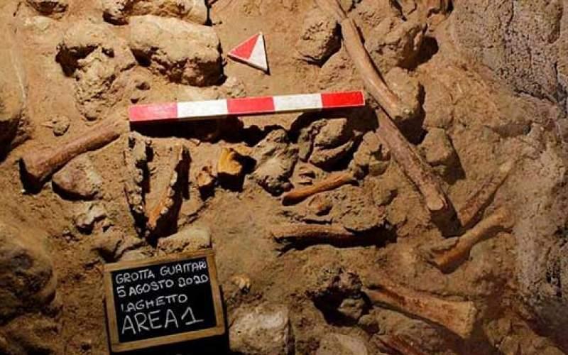 کشف بقایای ۹نئاندرتال در نزدیکی رم