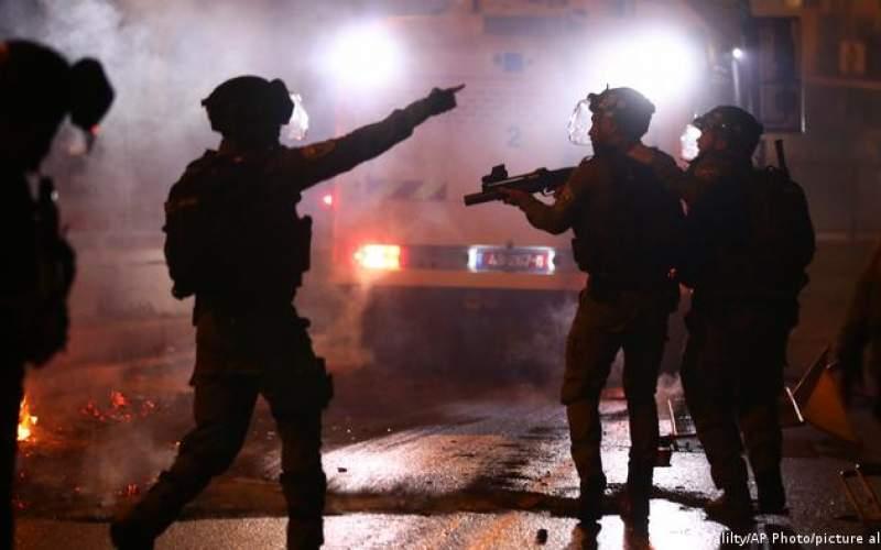 تنش در بیت المقدس میان فلسطینیها و اسرائیل