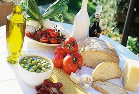 تاثیر رژیم غذایی مدیترانیهای درپیشگیری ازآلزایمر
