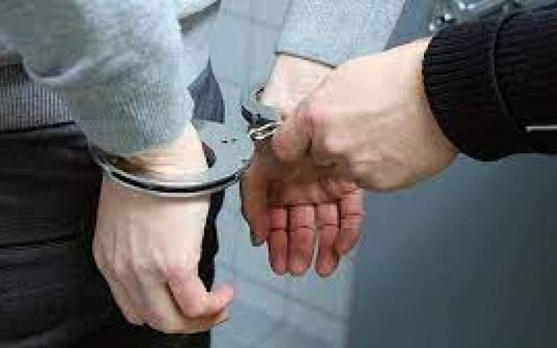 قاتل برادرکشِ باشتی دستگیر شد