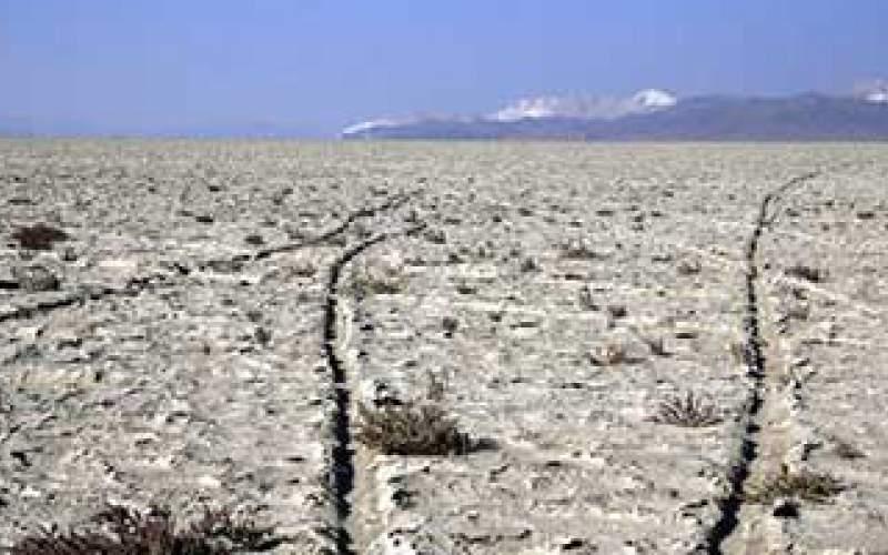بختگانِ خشک، ایرانِ خشک، عاقبت خشک