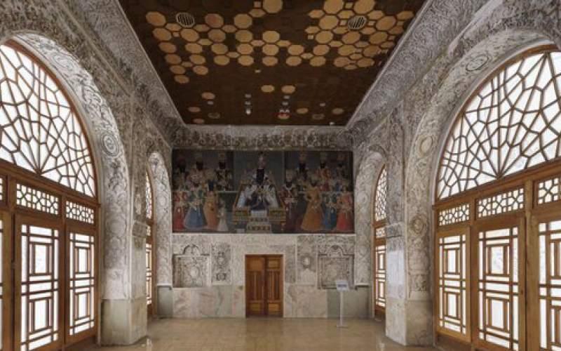 صدای پای زندگی در عمارت سلیمان میرزا