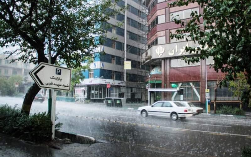 امروز و فردا کدام مناطق کشور بارانی است