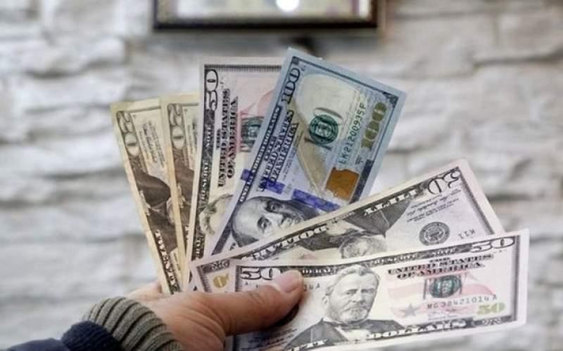 قیمت دلار ۲۲ هزار و ۱۰۰ تومان شد/جدول