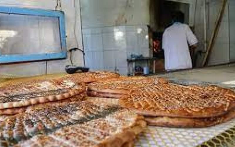 افزایش قیمت نان در تهران تا مرز ۵۰درصد