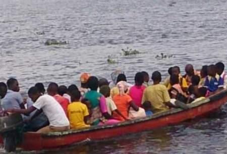 واژگونی یک قایق در نیجریه؛۲۸ نفر کشته شدند