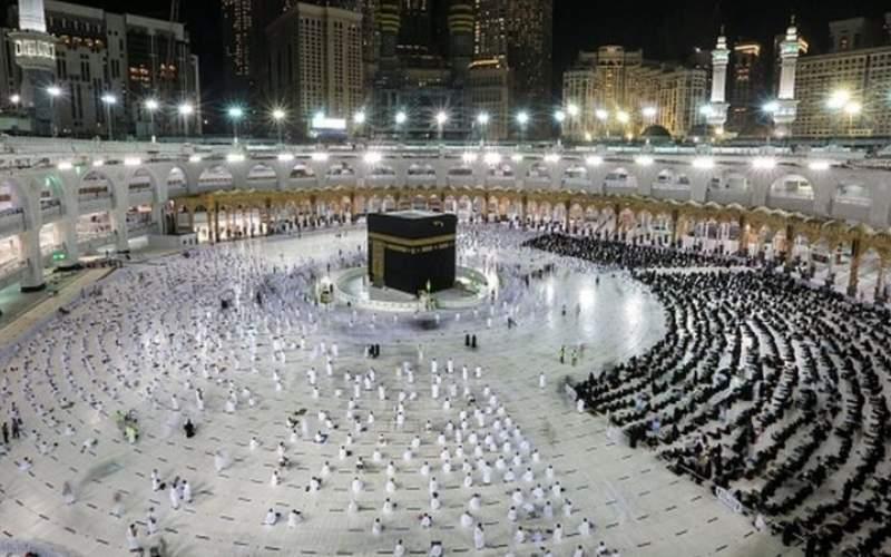 حجاج خارجی  میتوانند به عربستان بروند