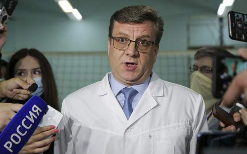 پزشک معالج ناوالنی در روسیه ناپدید شد