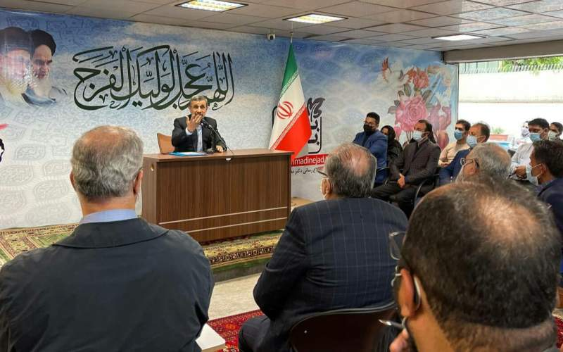 احمدینژاد: خیلی راحت میخواهند انتخابات را مهندسی کنند