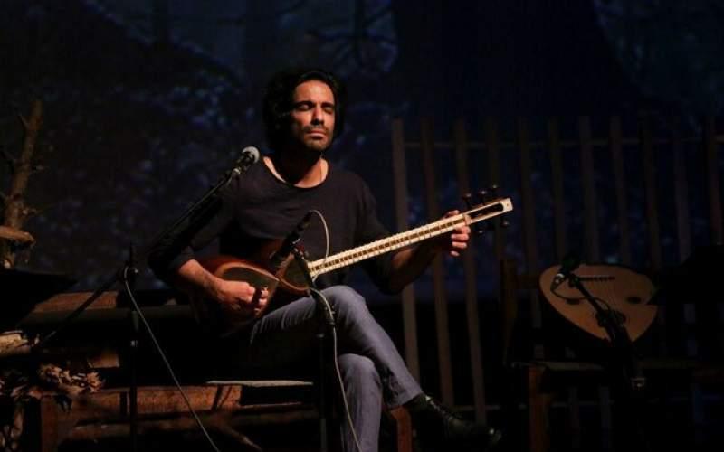 علی قمصری ایران را با تارش میگردد