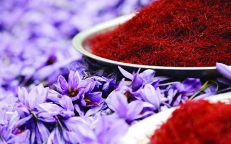 صادرات ۱۹۰ میلیون دلار زعفران ایرانی