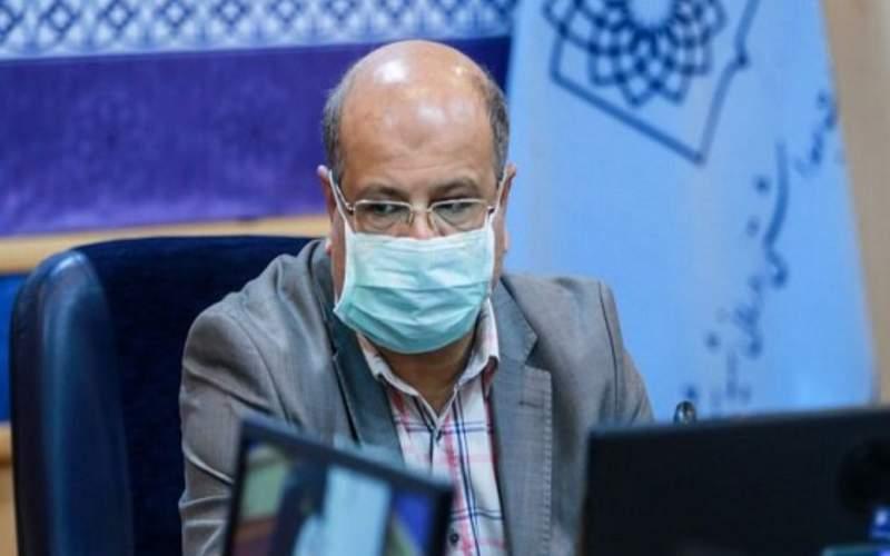 شهر تهران از لحاظ کرونا شکننده و ناپایدار است