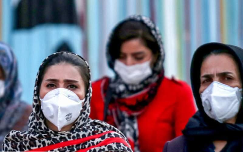 ابتلای ۵۵درصد ایرانیان به  ویروس کرونا