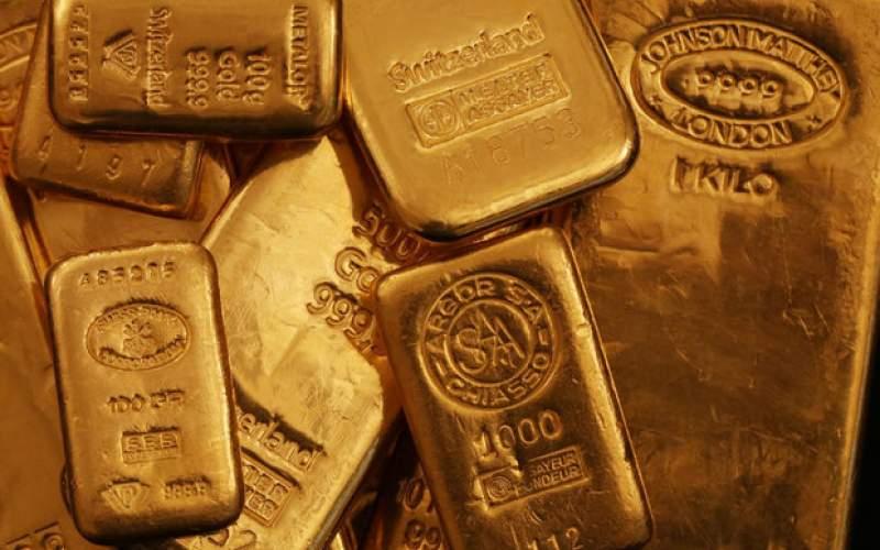 قیمت جهانی طلا به بالاترین سطح سه ماهه رسید