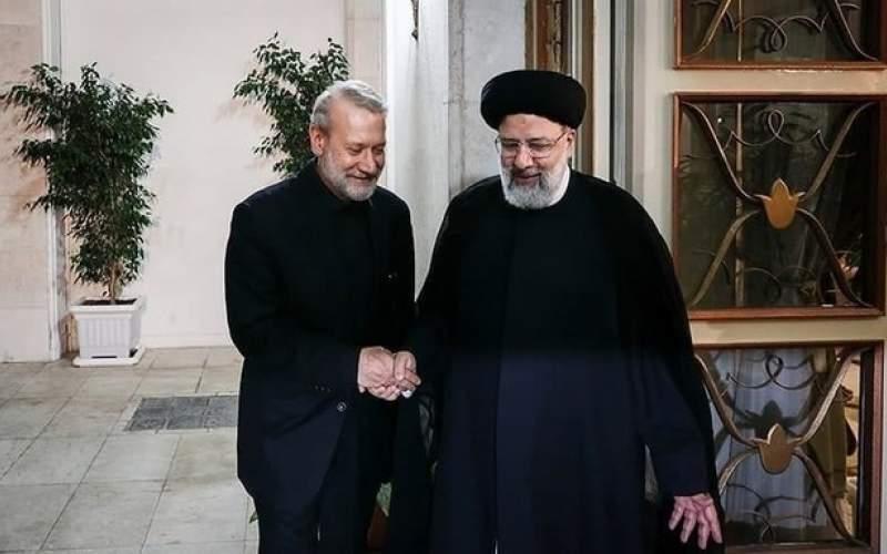 رئیسی - لاریجانی؛ فینال انتخابات ۱۴۰۰ ؟