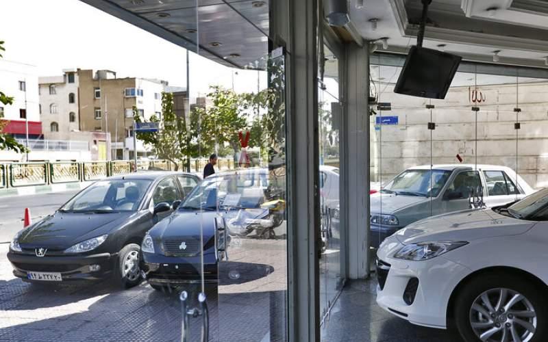 خودروهای صفر یک میلیاردی در بازار/جدول