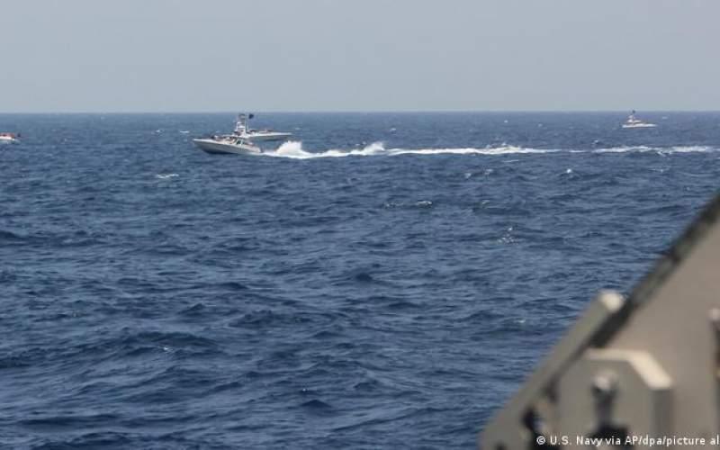 شلیک  ۳۰ گلوله اخطاربه قایقهای سپاه