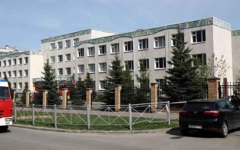 تیراندازی در مدرسهای در روسیه با۱۱کشته