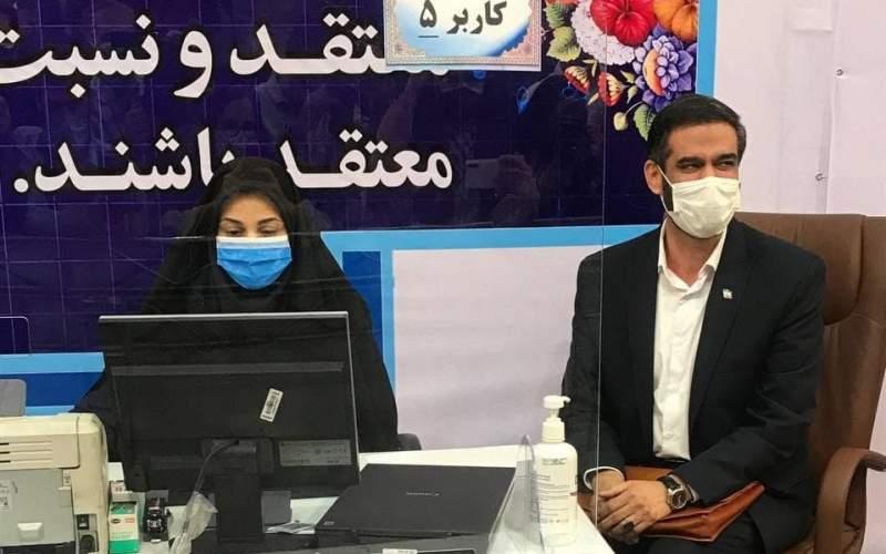 سعید محمد و حسین دهقان هم ثبتنام کردند