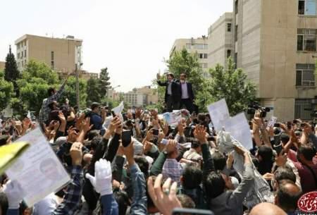 احمدینژاد: معلوم شد مسئولان جنس خوب زدند!