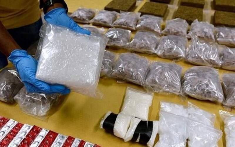 کشف ۵۶۰کیلو مواد مخدر از خودروی نیسان