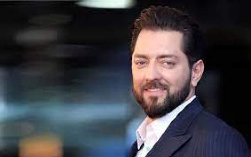 بهرام رادان تهیه کننده فیلم سینمایی علفزار