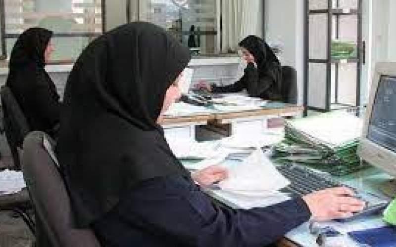 سهم زنان تحصیلکرده در بین بیکاران ۹۹