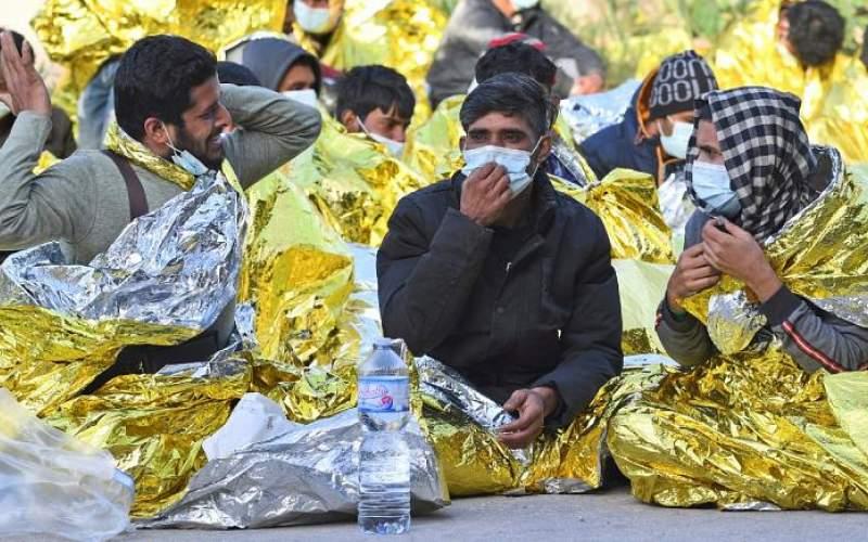 هجوم مهاجران به اروپا با کاهش کرونا