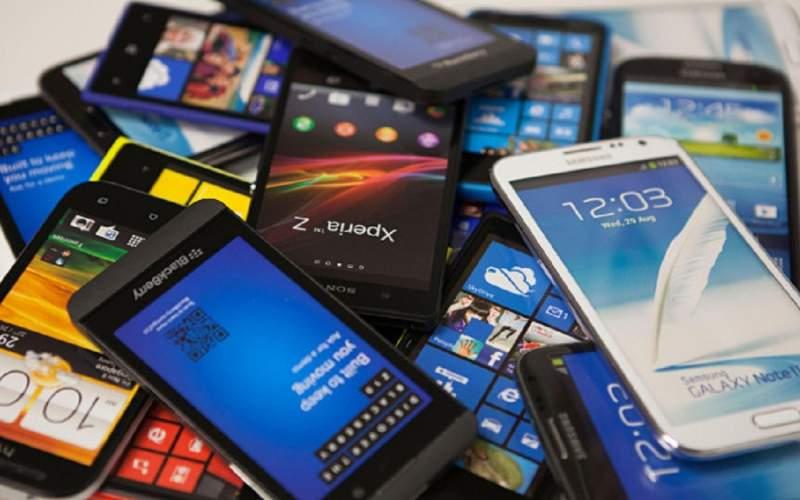 گوشی های یک میلیون تومانی دربازار کدام است
