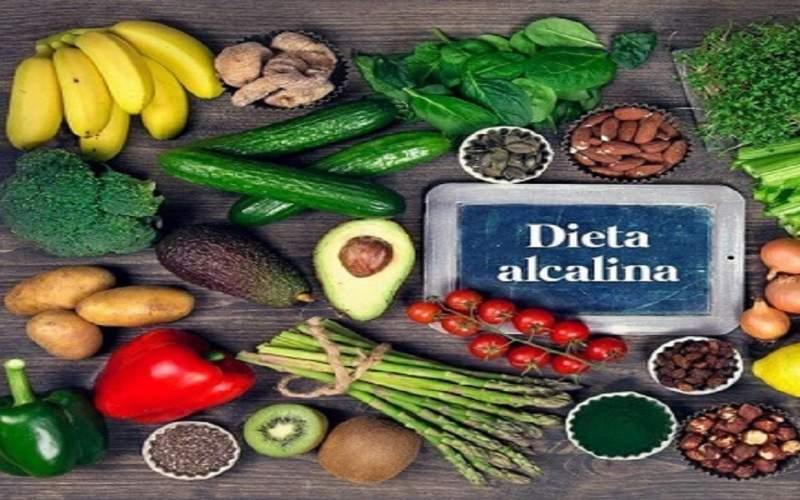 مواد غذایی قلیایی باعث نابودی کرونا میشود
