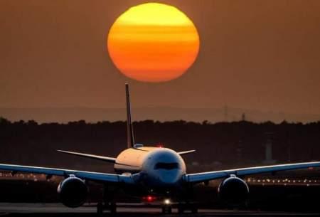 غروب سفرهای هوایی در اتحادیه اروپا