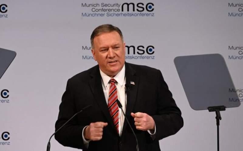 پمپئو: ایران را دشمن در نظر بگیرید