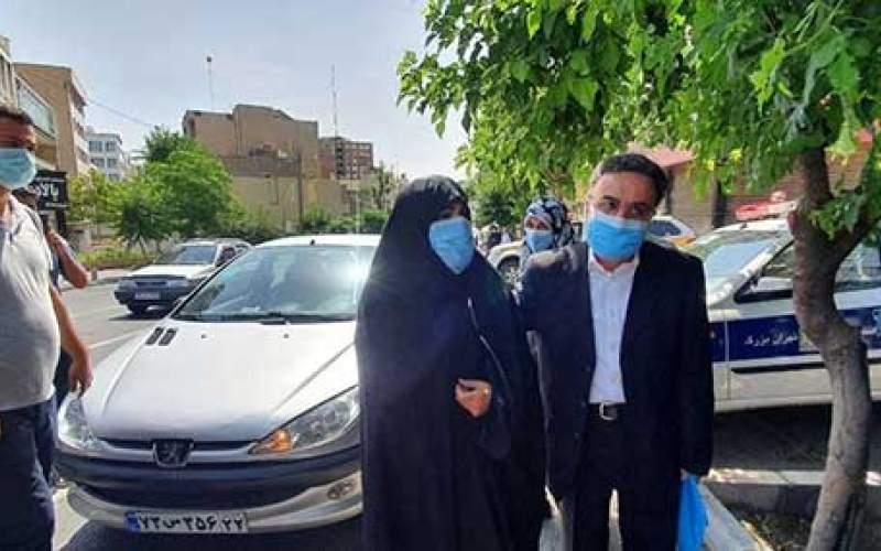 مصطفی تاجزاده  کاندیدای انتخابات شد/فیلم