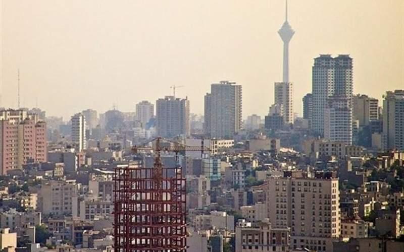 افزایش غلظت ازن در تهران