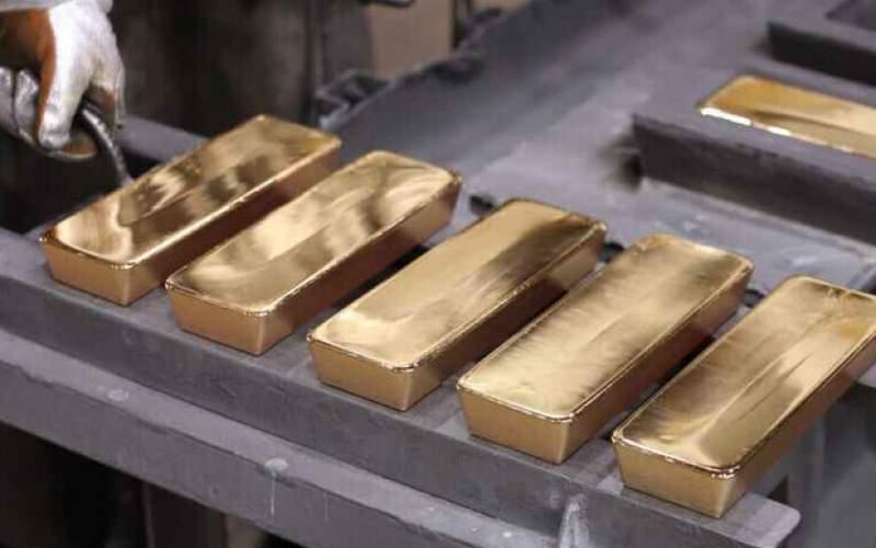 قیمت جهانی طلارشد کرد؛هر اونس ۱۸۳۲دلار