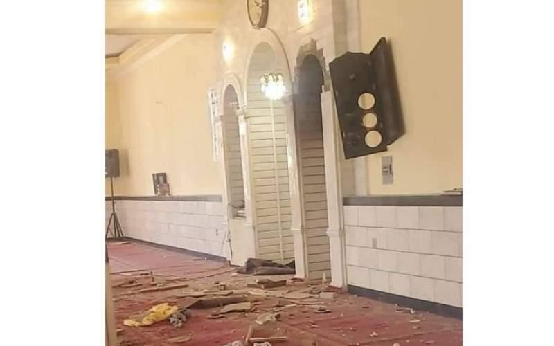 انفجار در مسجدی در کابل در تعطیلات عید فطر