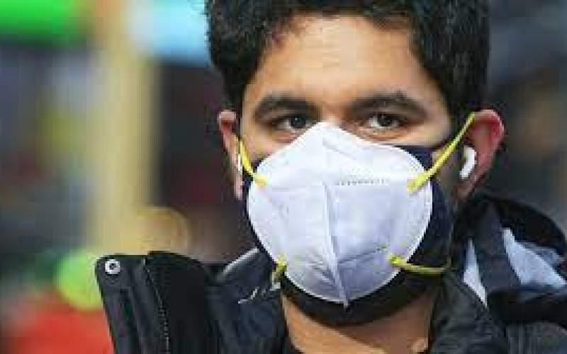 همه مردم حتی در فضای باز هم ماسک بزنند