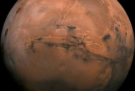فرود سفینه بدون سرنشین چین روی مریخ