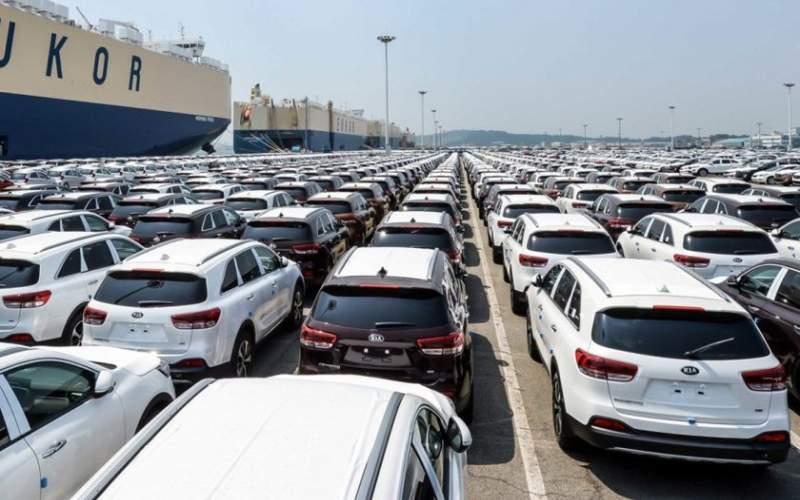 رمزگشایی ازفروش ناگهانی خودروهای صفرخارجی