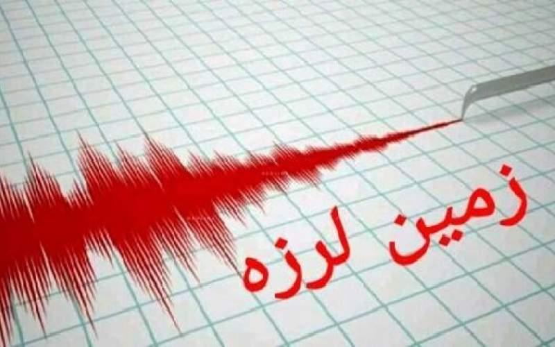 زمین لرزه ۴.۴ در شوئیسه استان کردستان