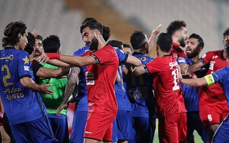 آنچه دربی از فوتبال ایران به نمایش گذاشت