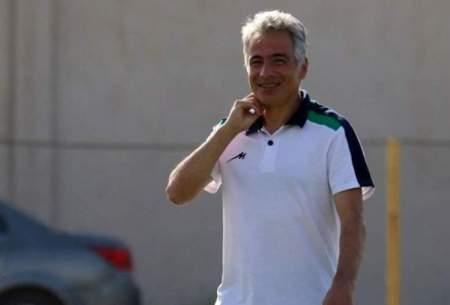 اکبرپور: شرایط لیگ برتر اذیت کننده است