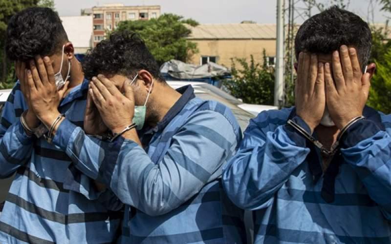 ۹نفر از عاملان نزاع در چمران دستگیر شدند